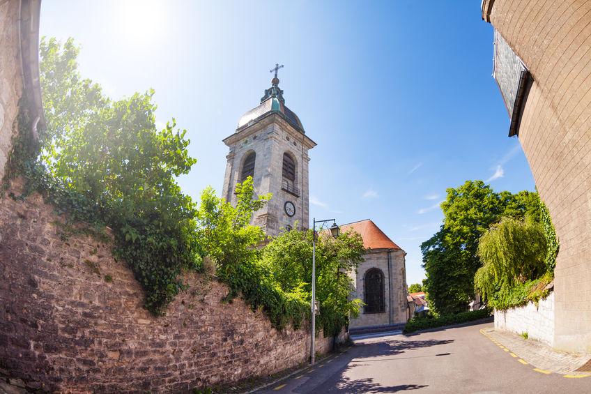 Cathédrale St-Jean à Besançon