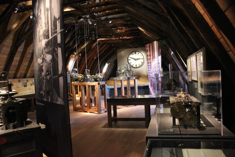 vacances Besançon Musée du temps