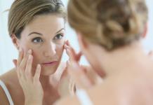 retendre la peau du visage