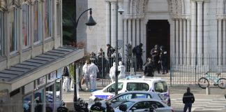 attentat à Nice, 3 personnes tuées
