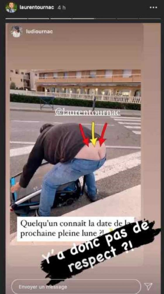 Laurent Ournac vengeance de sa femme